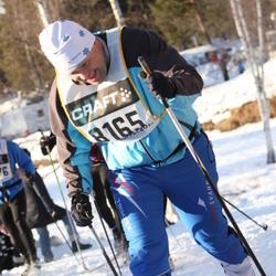 Skiing 90 km - Ceacar Ax (8165)