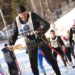 Skiing 90 km - Erling Edvinsson (8523)