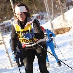 Skiing 90 km - Aud Merete Liberg (17809)