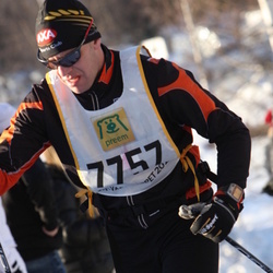 Skiing 90 km - Daniel Bokinge (7757)