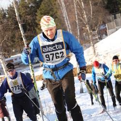 Skiing 90 km - Henrik Andersson (9462)