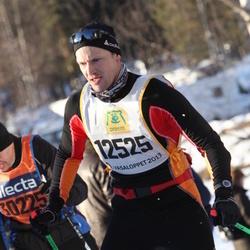 Skiing 90 km - Adam Szendrei (12525)