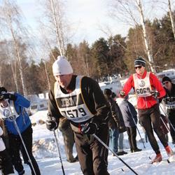 Skiing 90 km - Arto Åkerman (7579)