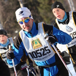 Skiing 90 km - Fredrik Gropman (10525)