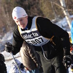 Skiing 90 km - Daniel Arnberg (6807)