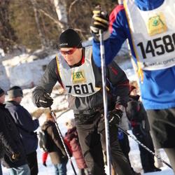 Skiing 90 km - Henrik Svensson (7601)