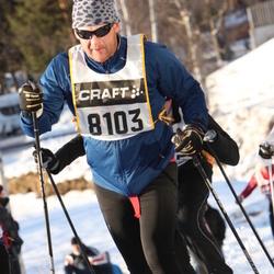 Skiing 90 km - Daniel Rosendahl (8103)