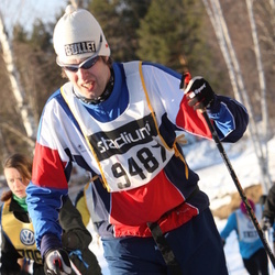 Skiing 90 km - Erik Rickardsson (9487)