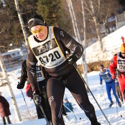 Skiing 90 km - Jari Tikkanen (8720)