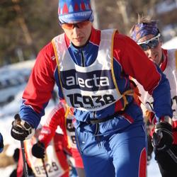 Skiing 90 km - Andreas Åkerström (15938)