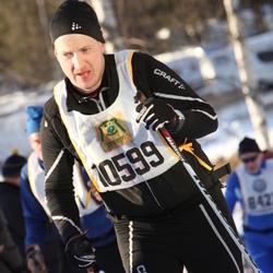 Skiing 90 km - Anders Olofsson (10599)