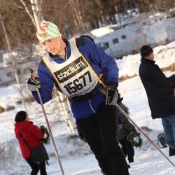 Skiing 90 km - Anders Löfvendahl (15677)