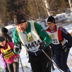 Skiing 90 km - Anders Pettersson (14434)