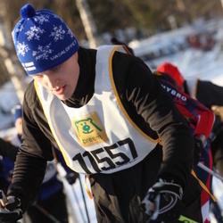 Skiing 90 km - Eirik Næss-Ulseth (1157)