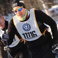 Skiing 90 km - Jan-Olof Ottosson (11116)