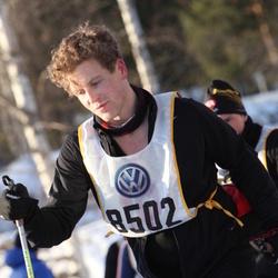 Skiing 90 km - Henrik Wiréhn (8502)