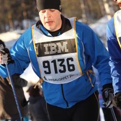 Skiing 90 km - Anders Tinfors (9136)
