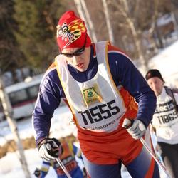 Skiing 90 km - Christer Backlund (11555)