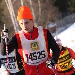 Skiing 90 km - David Kothe (14525)