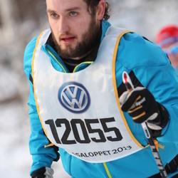 Skiing 90 km - Arne Björkman (12055)