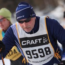Skiing 90 km - Christer Holmlund (9598)