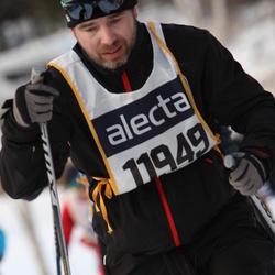 Skiing 90 km - Anders Molin (11949)