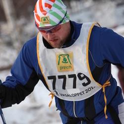 Skiing 90 km - Christer Martinsson (7779)