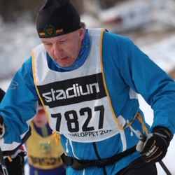Skiing 90 km - Alf Petersson (7827)