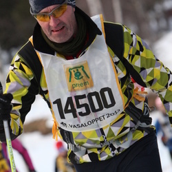 Skiing 90 km - Bo Landgreen-Petersen (14500)