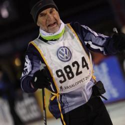 Skiing 90 km - Alain Blais (9824)