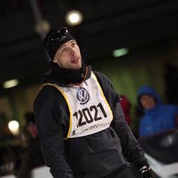 Skiing 90 km - Esben Damm Jensen (12021)