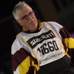 Skiing 90 km - Jan-Erik Bäckström (11660)