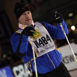 Skiing 90 km - Andreas Eriksson (11484)
