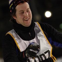 Skiing 90 km - Henrik Knobe (14107)