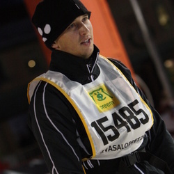 Skiing 90 km - Andreas Andersson (15485)