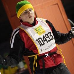 Skiing 90 km - Dennis Viberg (10493)