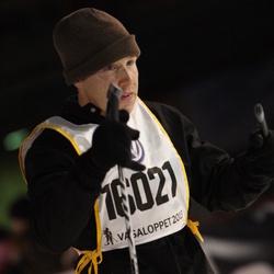 Skiing 90 km - Henrik Irestig (16021)
