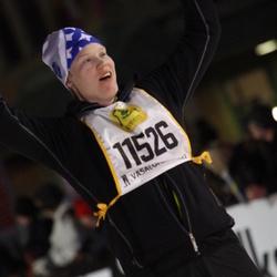 Skiing 90 km - Henrik Björklund (11526)