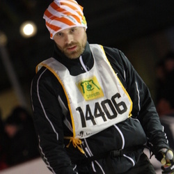 Skiing 90 km - Christian Andersson (14406)