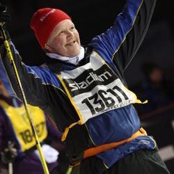 Skiing 90 km - Eero Niemi (13611)