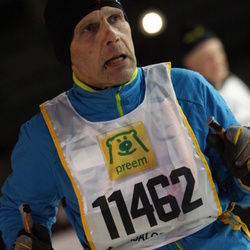 Skiing 90 km - Dick Karlsson (11462)
