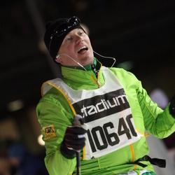 Skiing 90 km - Henrik Karlsson (10640)