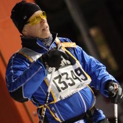 Skiing 90 km - Anders Sjögren (13349)