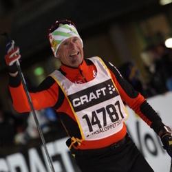 Skiing 90 km - Aad Pietersen (14781)