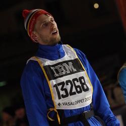 Skiing 90 km - Hjalmar Olofsson (13268)