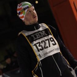 Skiing 90 km - Henrik Fridell (13279)