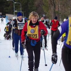 Skiing 90 km - Christina Holmberg (18123)
