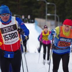 Skiing 90 km - Bjarte Liseth (15380)