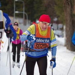 Skiing 90 km - Alvar Andersson (30204)