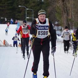 Skiing 90 km - Torbjörn Jalkenäs (8388), Henrik Bjurström (9226)